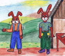 Zajíci a kladivo